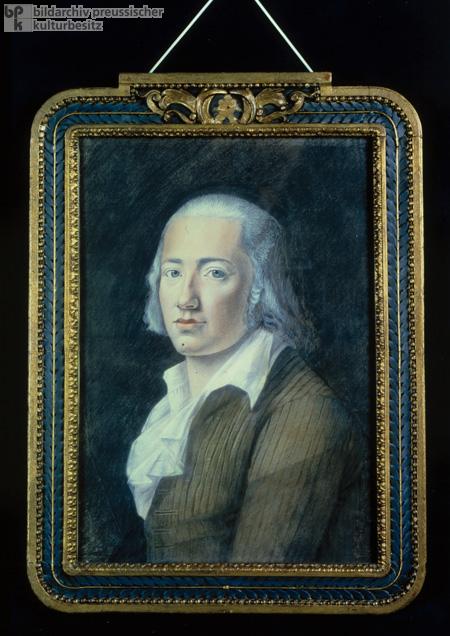 Friedrich Holderlin biografia corta