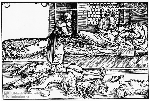 Plague in the House (16th Century)