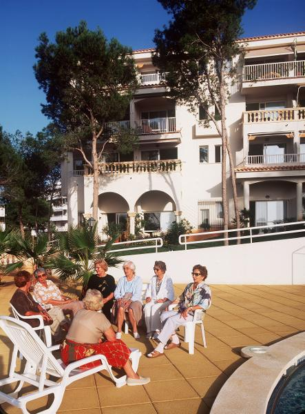 First German Retirement Home in Mallorca (October 31, 1995)
