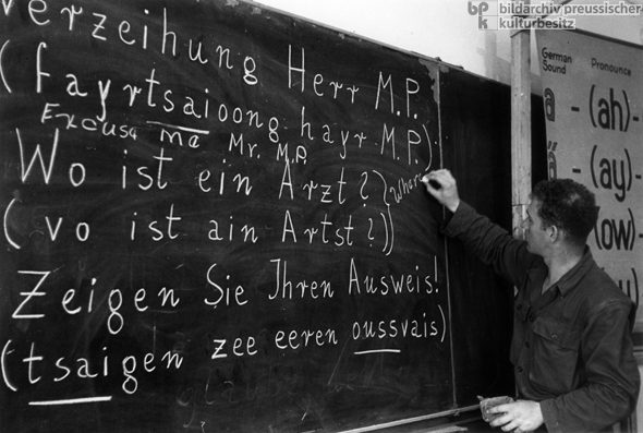 German Lessons for the American Military Police (1947)