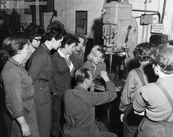 Training Course for Women (1962)