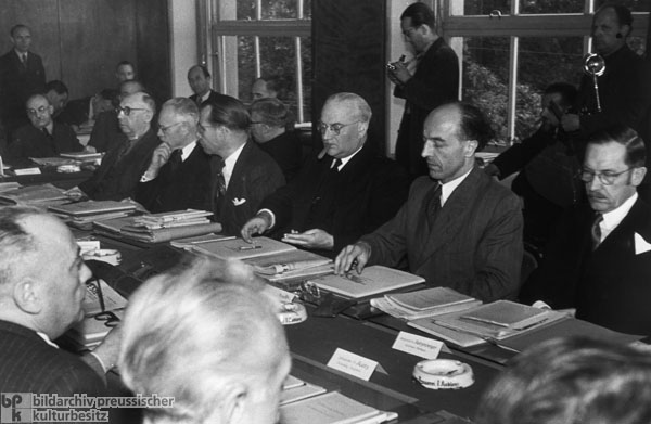 Conference of West German Minister Presidents in Koblenz (July 8, 1948)