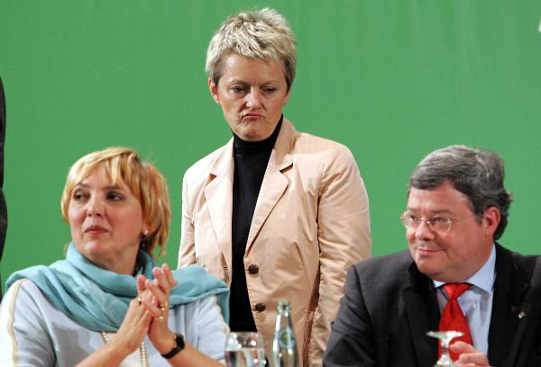 Oldenburg Party Conference: The Greens Seek a New Role in the Opposition (October 15, 2005)