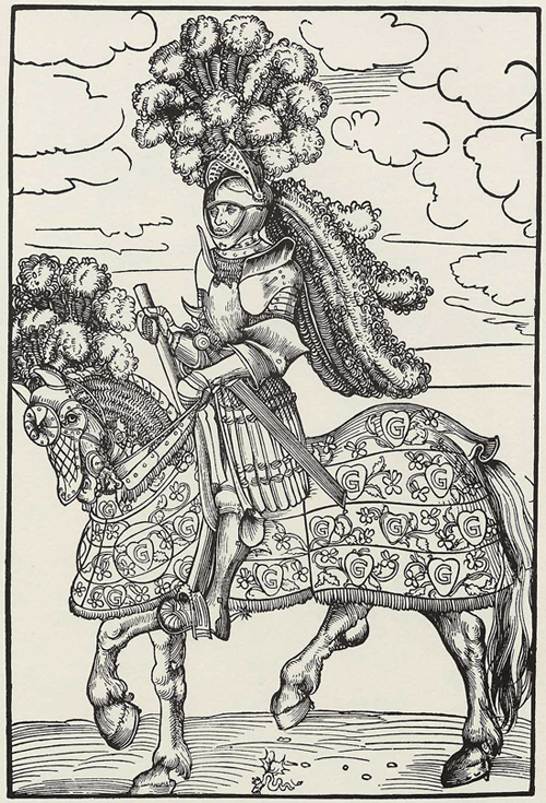 Prince in Armor (c. 1514)