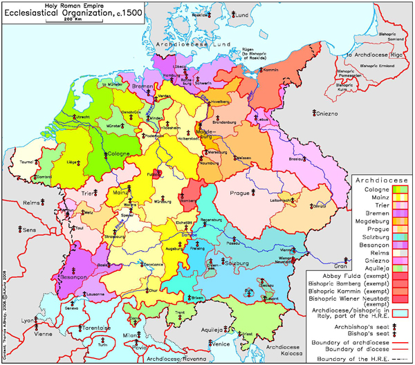 GHDI - List of Maps