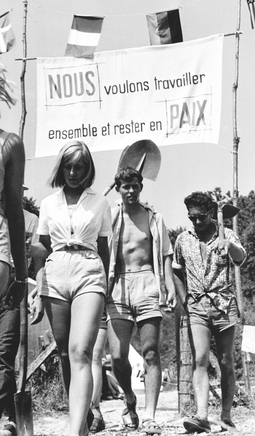 German and French Youth (1964)