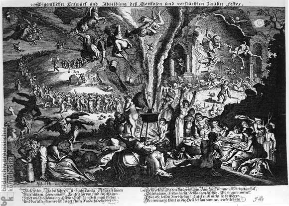 Walpurgis Night (mid-17th century)